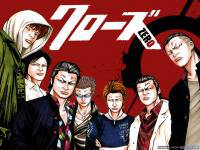CROWS ZERO art