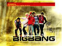 BIGBANG For The World