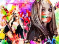 colour  rock :  avril