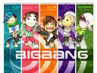 BIGBANG Version Cartoon_1