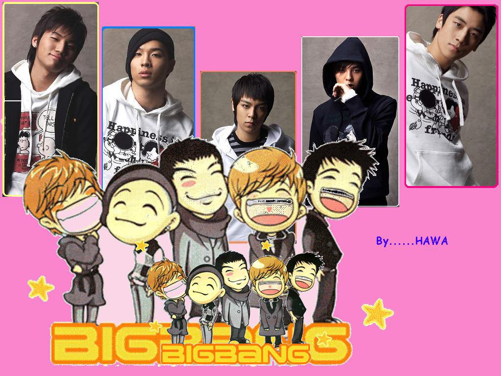 desktop wallpaper: big bang wallpapers