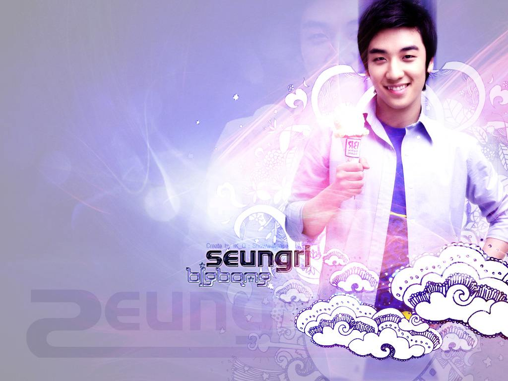 Seungri: Seungri-bigbang Wallpaper