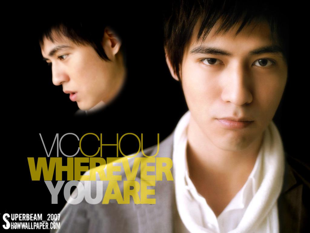 Vic Zhou - Wallpaper Hot