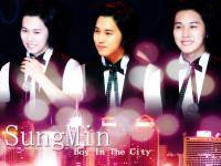 SungMin Boy In The City