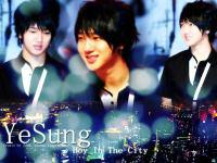 YeSung Boy In The City