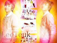 LeeTeuk Super JuniorHappy