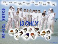SUJU 13 ONLY
