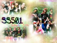 SS501 Colourful oF Life