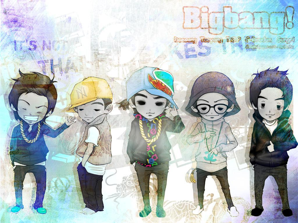 BigBang! Wallpaper