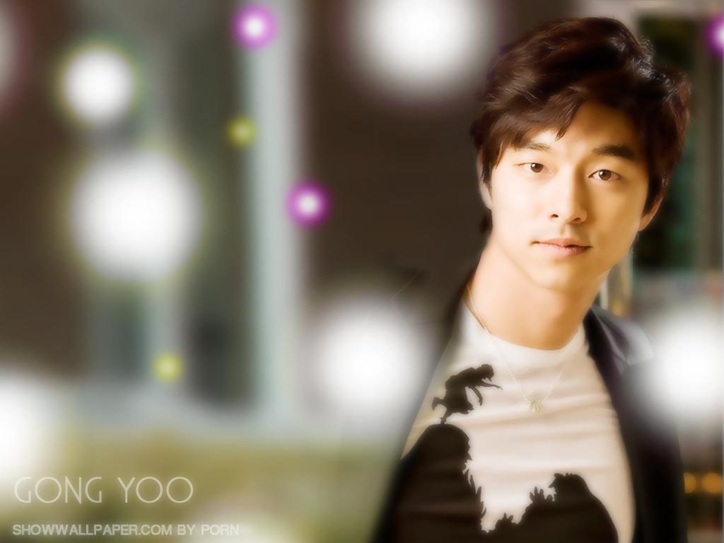 Yoo Gong - Wallpaper Actress