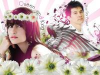 >>Queen and king of blossom<<