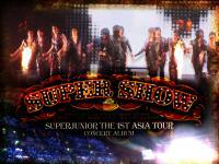 Super Junior in Super Show