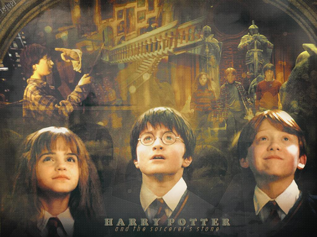 Harry Potter 1 Wallpaper By Blackberry