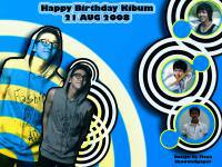 Happy Birthday Kibum