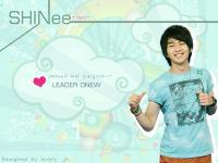 SHINee ONEW : LEADER ONEW