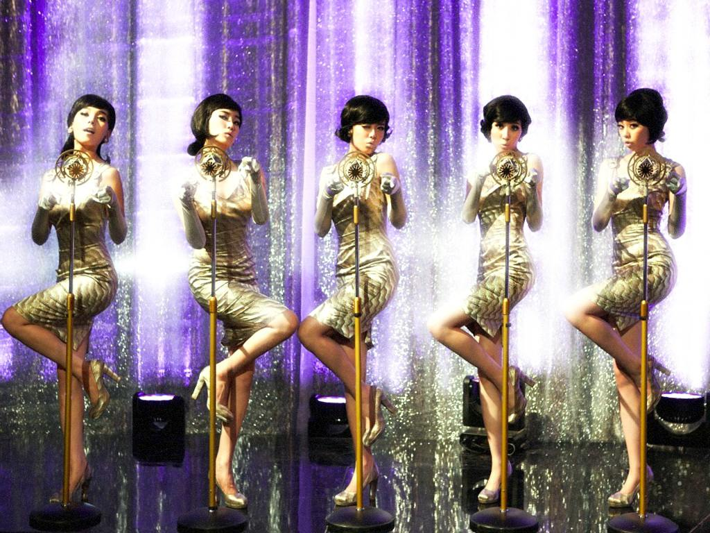 Wonder girls nobody wallpaper