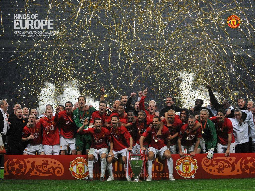 Man U Wallpaper