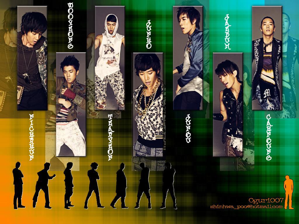 2PM Wallpaper