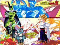 DragonballZ :: Cells Saga