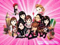 Girls' Generation :::: Ver.Cartoon