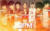 2 PM :: hottest