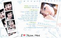 My Nam is :: Lee Yeon Hee