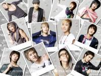 The photo of Super Junior
