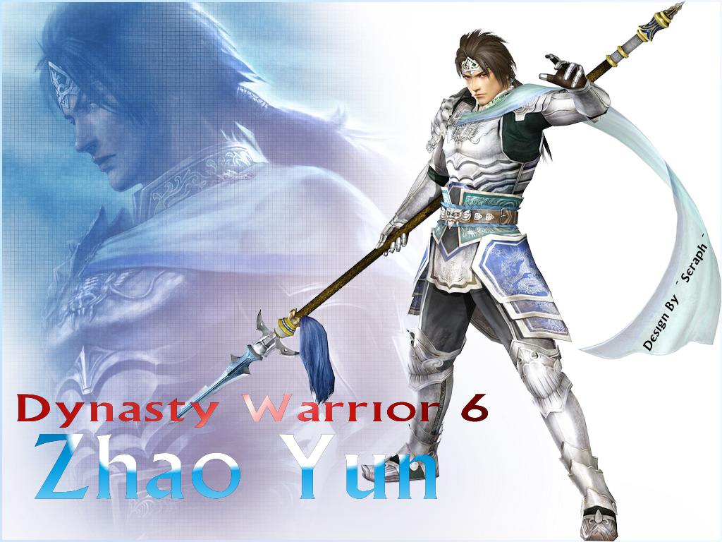 Dynasty warrior 6 - Zhao yun