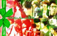 Merry X'mas&Happy New Year With Super Junior Boy In The City