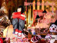 Lee Jun Ki Merry Christmas & Happy new  year 2009