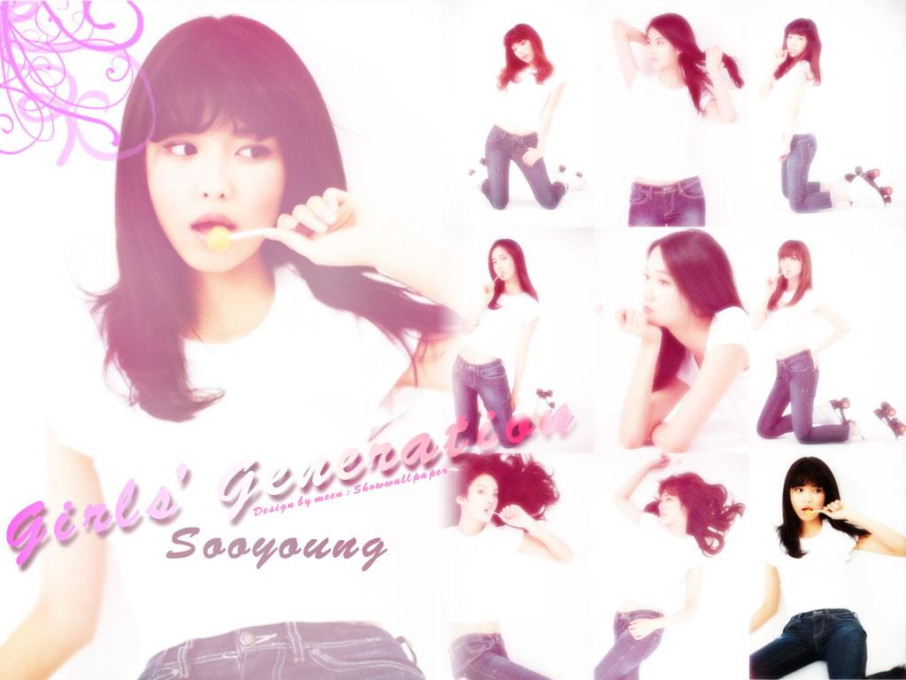 Sooyoung SNSD - Gee Wa...