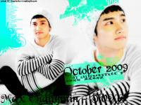 October 2009 - Changmin
