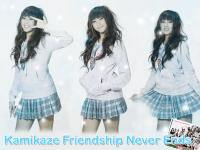 Waii kamikaze friendship never ends