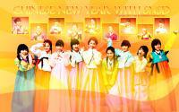 Chinese New Year With SNSD