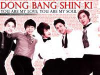 DBSK - You Are My Love, You Are My Soul