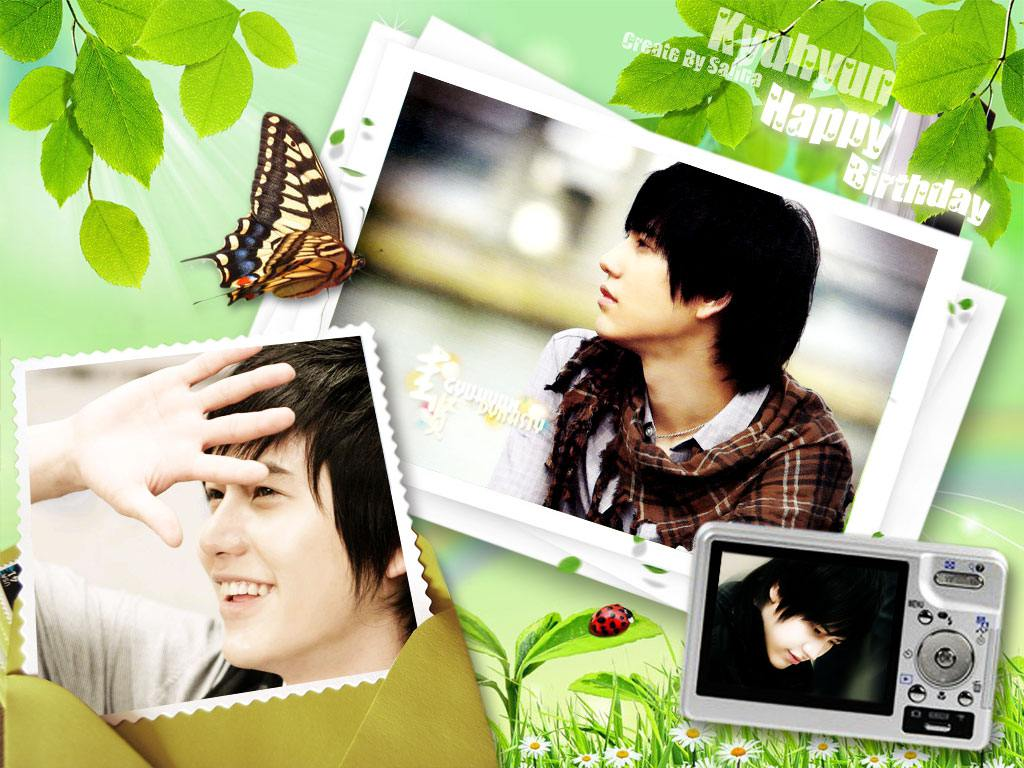 Happy Birthday Kyuhyun Wallpaper
