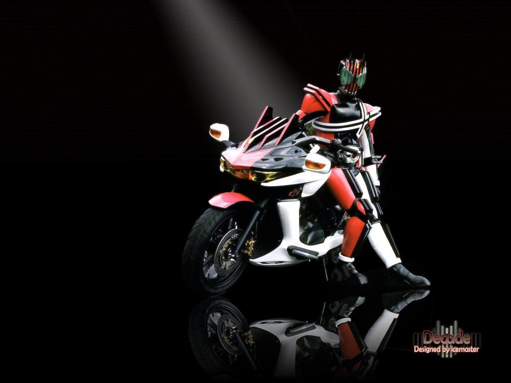 kamen rider decade wallpaper by icemaster
