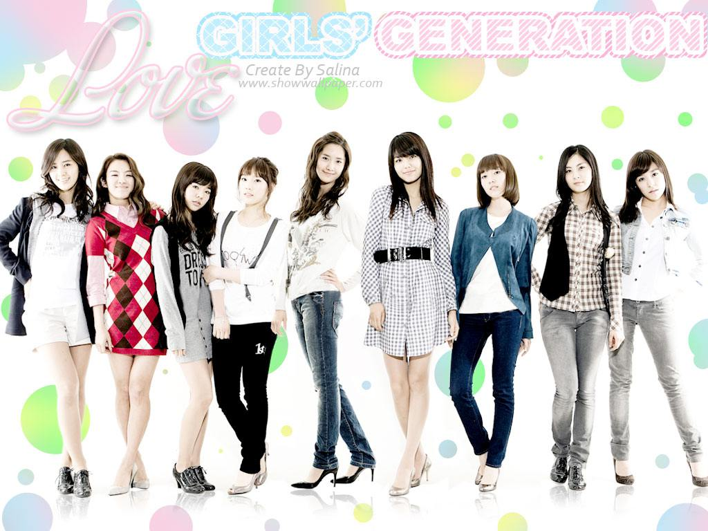 Love Girls' Generation