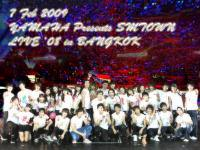 YAMAHA Presents SMTOWN LIVE '08 in BANGKOK