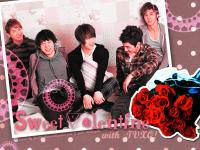 Sweet Valentine with TVXQ