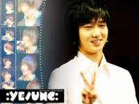 Yesung so cute