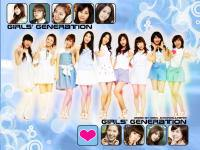 SNSD - Lovely Blue