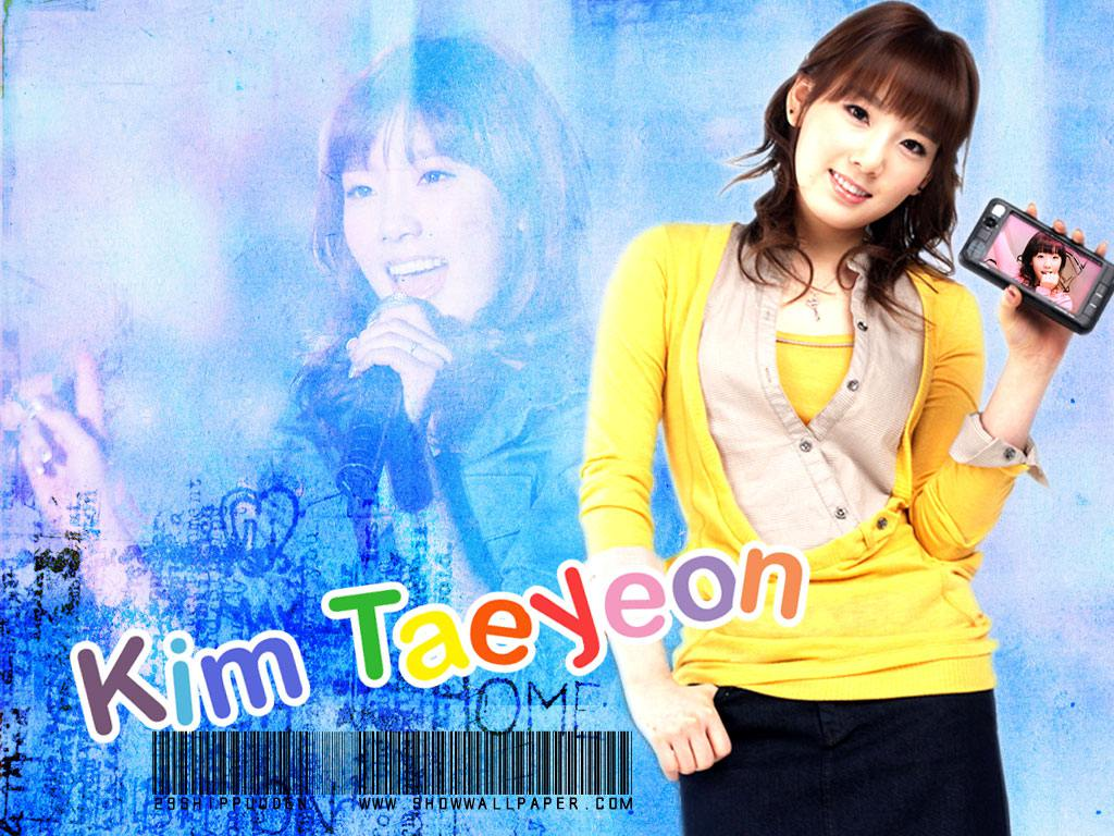 Images Of Tae Yeon Snsd Calendar 2013 Wallpaper - AxSoris.