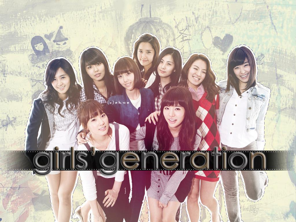 ������ ����� ������ girls generation
