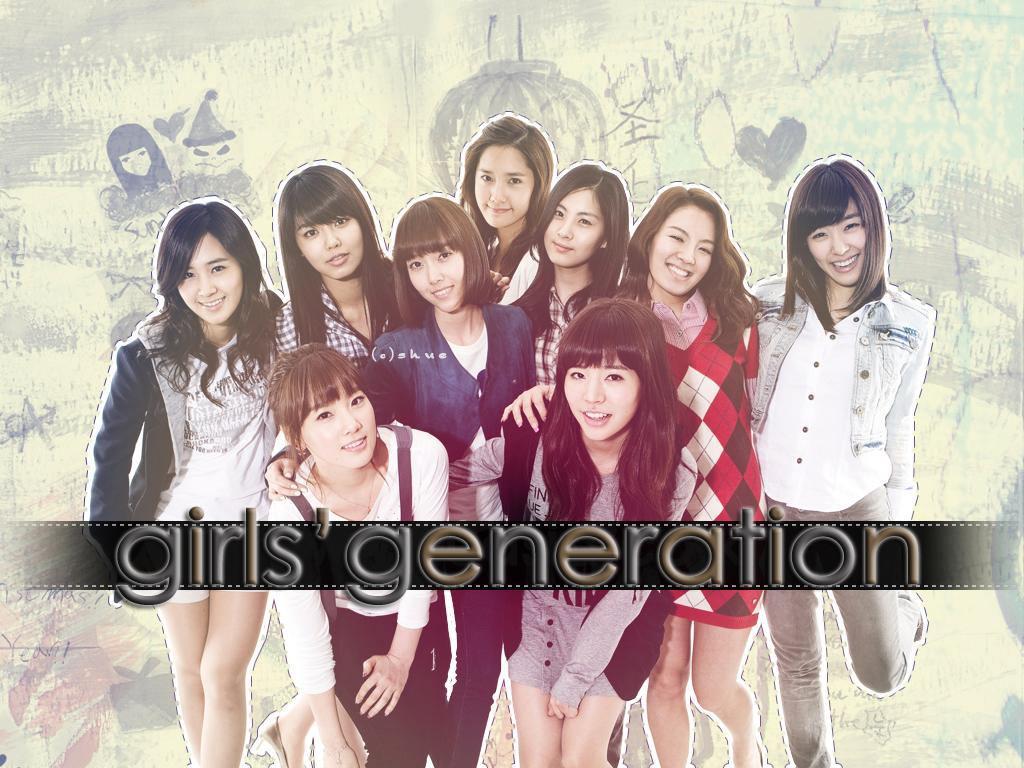 ������ ����� ������ girls generation