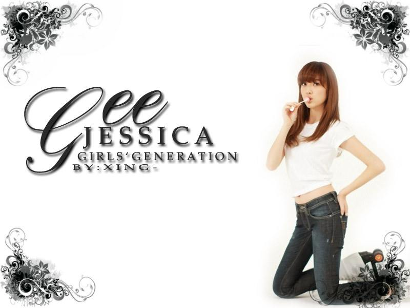 Girls Generation Tiffany Oh. hot Jessica#39;s fan cam quot; Oh! girls generation jessica oh.