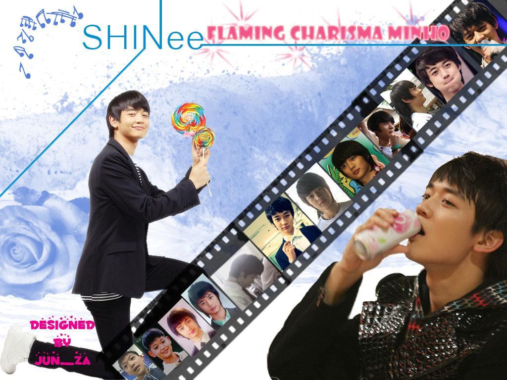 Pin Minho Shinee Wallpaper on Pinterest