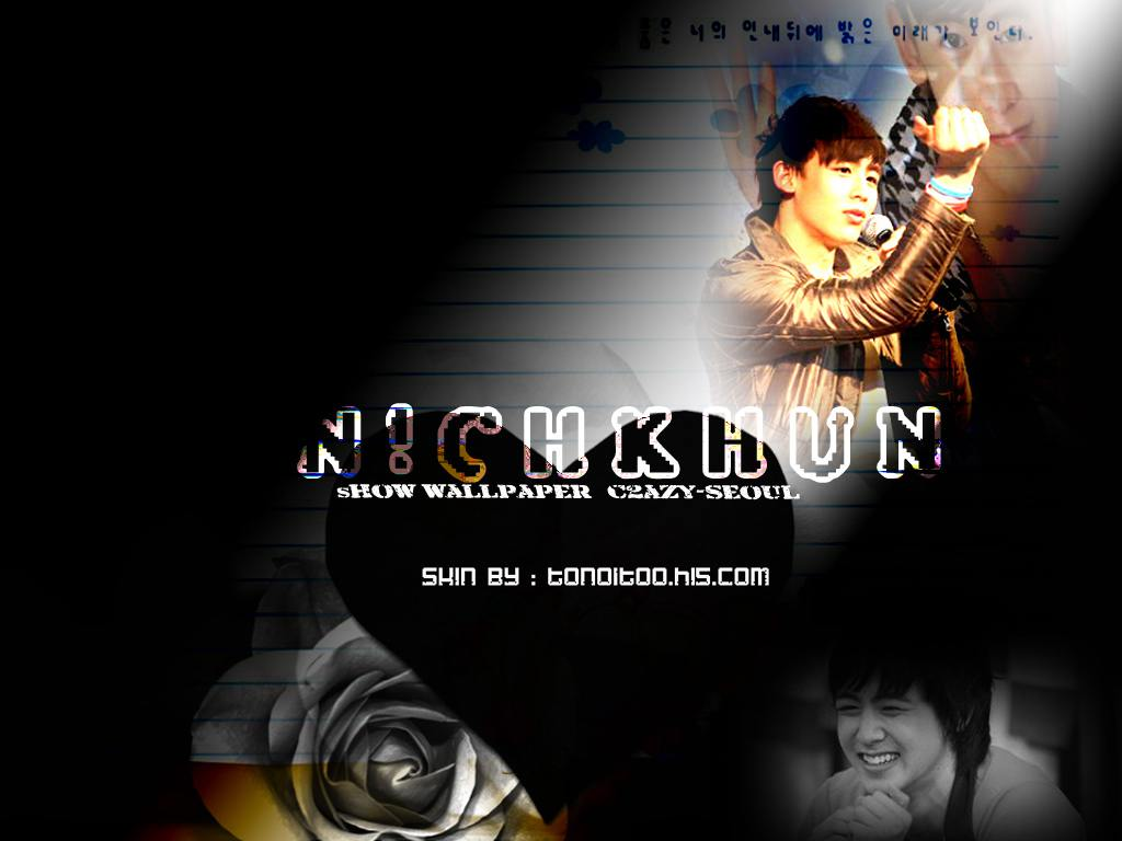 2pm Nichkhun  HD Wallpaper at WallpapersMap.com