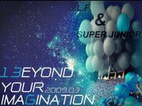13EYOND YOUR IMAGINATION;;SJ