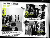 SUPER JUNIOR THE 3RD ALBUM SORRY ,SORRY [BOOK]